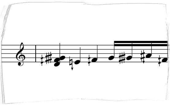 Microtones Library Sibelius Kontakt Max/MSP