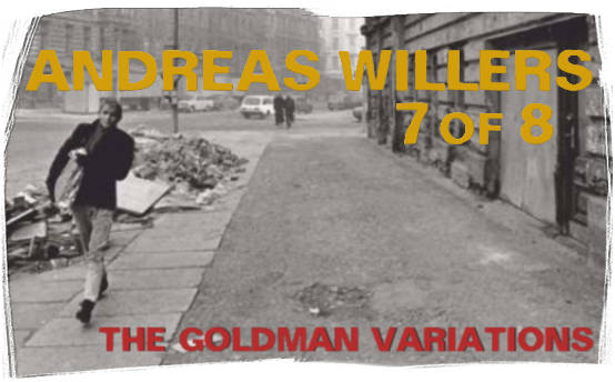 andreas willers 7 of 8 - the goldman variations
