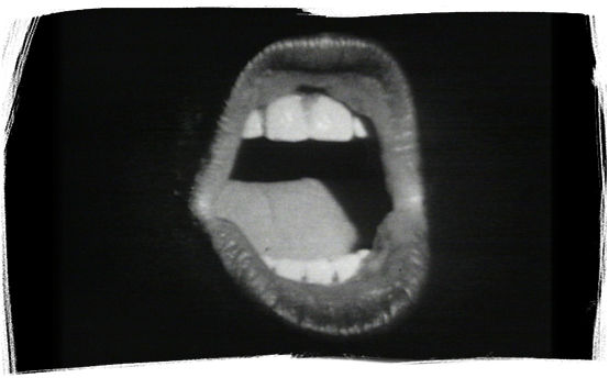 rebecca saunders the mouth